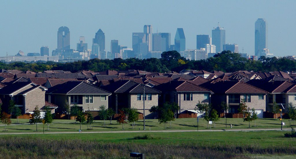 Dallas-Suburbanisierung