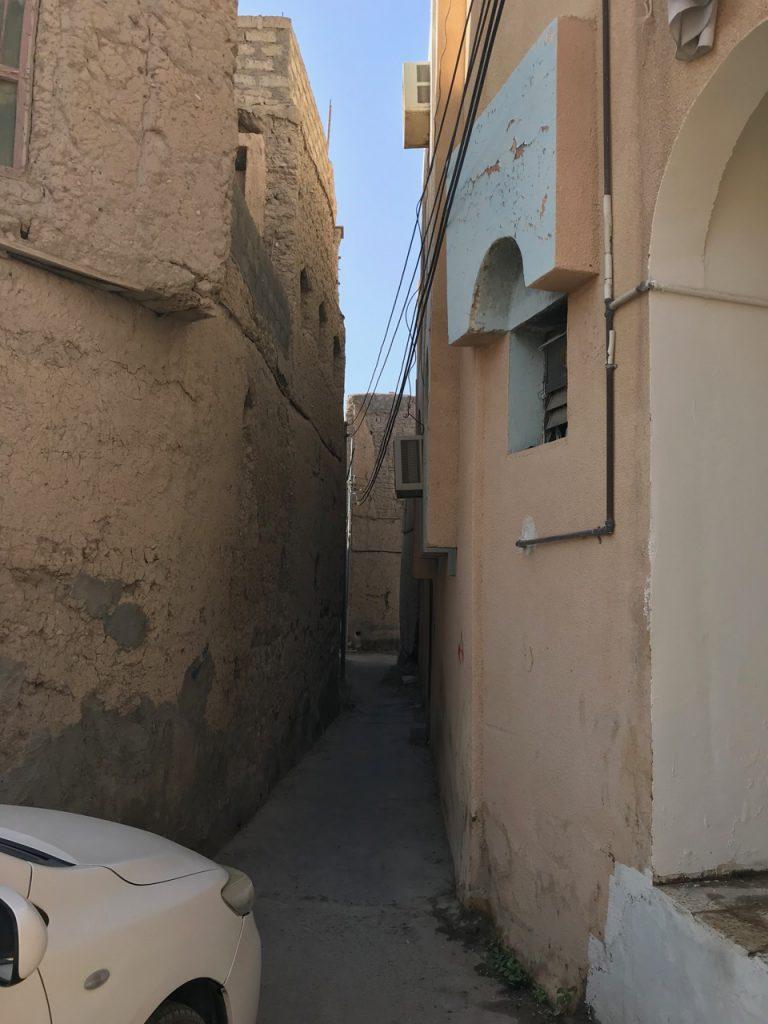 orientalische-islamische-stadt-geographie-strassenstruktur-sackgasse
