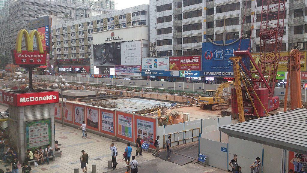 chinesische-stadt-geographie-einkaufsstrasse