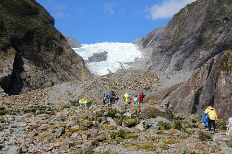 Glaziale Formung und Gletscher - Grundlagen