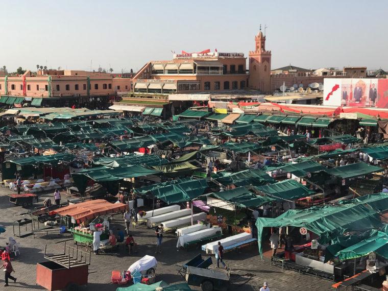 Die orientalisch-islamische Stadt - Merkmale und Stadtentwicklung